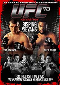UFC 78: Validation