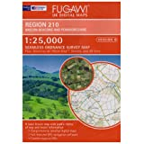 Fugawi Brecon Beacons & Pembrokeshire 1:25000 4 (PC)by Fugawi