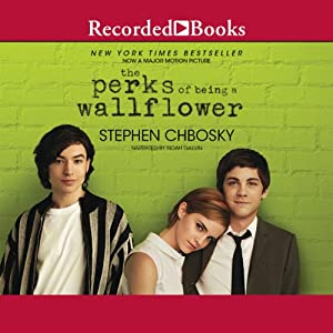 The Perks of Being a Wallflower Audiobook
