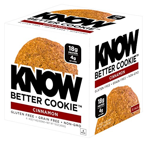Low Carb Gluten Free Know Cookie