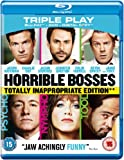 Horrible Bosses - Triple Play (Blu-ray + DVD + Digital Copy) [Region Free]