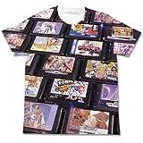 メガドライブ カートリッジ フルグラフィックTシャツ/ホワイト-M
