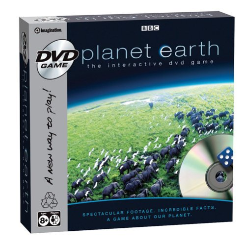 Planet Earth DVD Board Game - 1