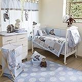 Baby Bedding Design Blue Monkey Crib Baby Boy Bedding Sets