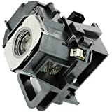 Awo-lamps ELPLP49 / V13H010L49 High Quality Compatible Bulb Inside Replacement Lamp with Housing for EPSON PowerLite Home Cinema 6100/6500UB/8100/8345/8350/8500UB/8700UB;EPSON PowerLite Pro Cinema 7100/7500UB/9100/9350/9500UB/9700UB; EH-TW2800/TW2900/TW3000/TW3200/TW3500/TW3600/TW3800/TW4000/TW4400/TW4500/TW5000/TW5500/TW5800/TW8500; EMP-TW3800/TW5000/TW5500. EPSON H291A/H292A/H337A/H373B/H700;