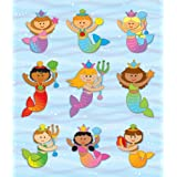 Carson Dellosa Mermaids Prize Pack Stickers (168044)