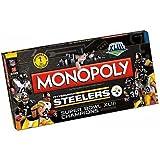 Pittsburgh Steelers Superbowl XLIII Monopoly