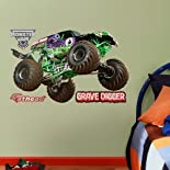 Grave Digger - Fathead Jr. Fathead