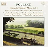 Poulenc: Complete Chamber Music, Vol.1
