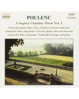 L'Intégrale des oeuvres de musique de chambre Vol.1