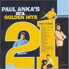 Paul Anka   21 Golden Hits (1963) 1989 Lossless FLAC preview 0