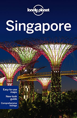 Lonely Planet Singapore (Travel Guide)