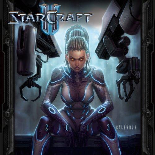 StarCraft® II 2013 Wall (calendar)