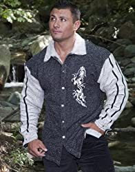 BIG SAM Shirt Casual Shirt SportShirt UNCLE BODY DOG *5031*