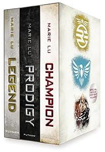 Legend Trilogy Boxed Set from Putnam Juvenile