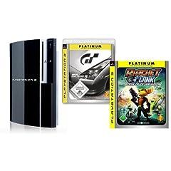 Playstation 3 80GB Bundle Schnäppchen