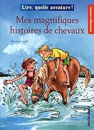Mes magnifiques histoires de chevaux