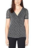 s.Oliver Premium Damen T-Shirt 11.502.32.8645, Einfarbig