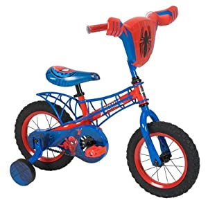 Huffy Bicycle Company Ultimate Spiderman Bike, 12-Inch by Huffy