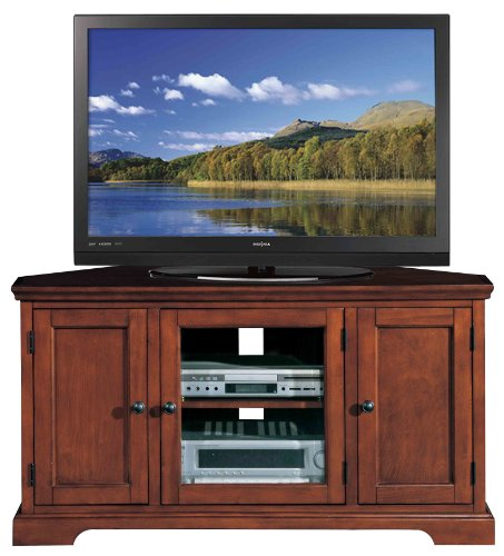 Leick Riley Holliday Westwood Corner TV Stand