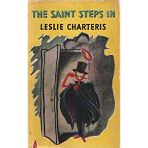 THE SAINT STEPS IN.