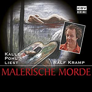 Malerische Morde (Herbie Feldmann 4) Hörbuch