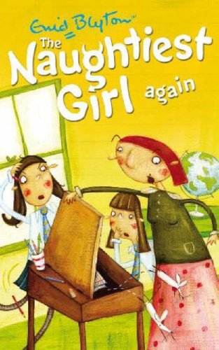 Naughtiest Girl 2: The Naughtiest Girl Again
