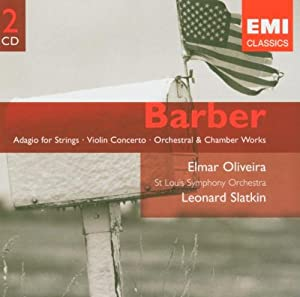 Barber - Orchestral Works by Gemini