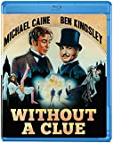Without a Clue [Blu-ray] [Import]