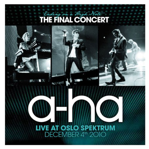 A-Ha – Ending On A High Note The Final Concert Live At Oslo Spektrum December 4th 2010 (2011) [FLAC]