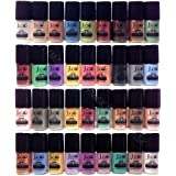 J.cat Beauty Mineral Base Loose Powder Shimmery Eye Shadow Pigment 36 Colors