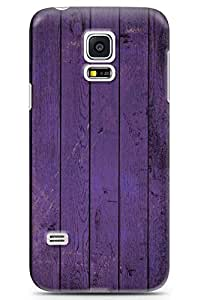 GeekCases Black Current Wood Back Case for Samsung Galaxy S5 Mini