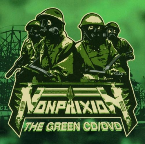 Non Phixion-The Green CD-CD-FLAC-2004-hbZ Download
