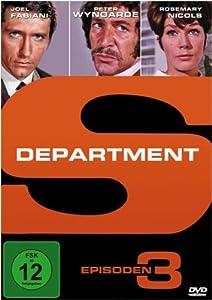 Department S ( Vol. 1 )