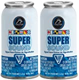 Falcon Supersound 2 Pack Refills, 1.5 oz