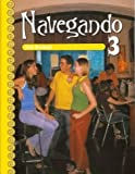 img - for Navegando 3: Test Booklet book / textbook / text book