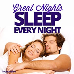 Great Night's Sleep Every Night Hypnosis: Sleep Well Automatically with Hypnosis | [Hypnosis Live]