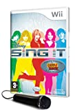 Disney Sing It with Microphone (Wii)
