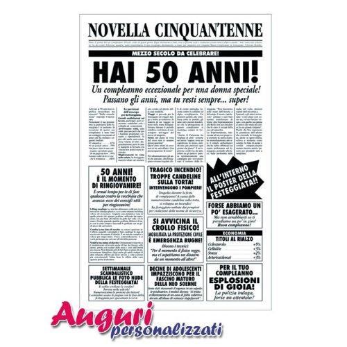 Biglietto auguri compleanno giornale auguri speciali di for Interno wordreference