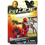 Alley Viper GI Joe Retaliation Wave 2 Action Figure