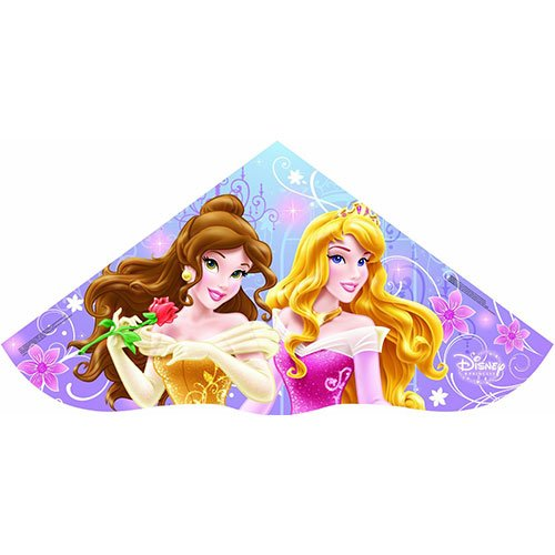 1 X Skydelta 52-inches Poly Delta Kite: Disney Princess - 1