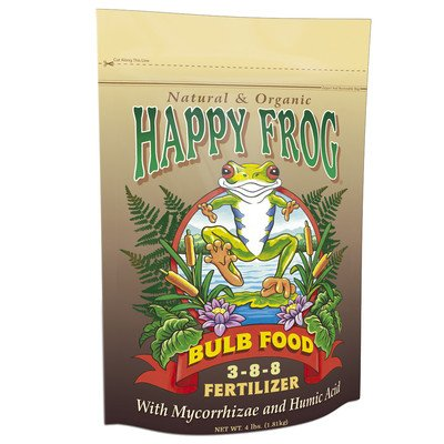 FoxFarm FX14063 FoxFarm Happy Frog Bulb Food Fertilizer photo