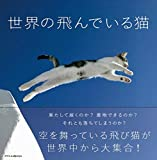 世界の飛んでいる猫