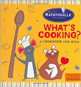 what 39 s cooking a cookbook for kids ratatouille