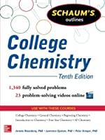 Schaum's Outline of College Chemistry, 10th Edition Front Cover