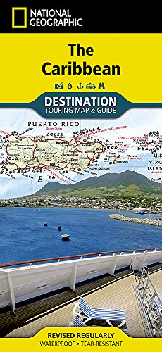 Caribbean (National Geographic Destination Map) PDF