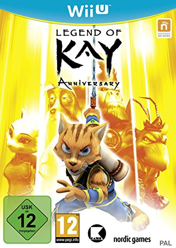 Legend of Kay - [Wii U]