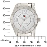 Tommy Hilfiger Women's 1780954 Stainless Steel White Dial Sport Watch