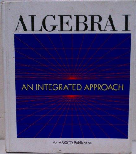 Algebra I: An Integrated Approach (600H)