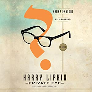 Harry Lipkin, Private Eye: A Novel | [Barry Fantoni]